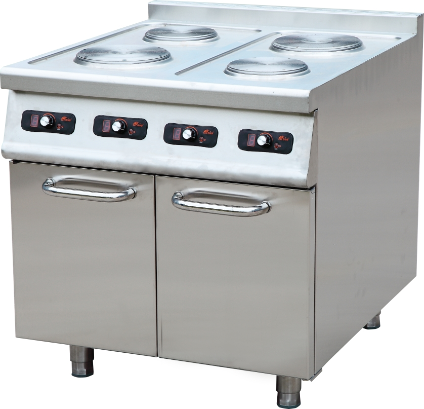 电磁煮食炉(柜式)